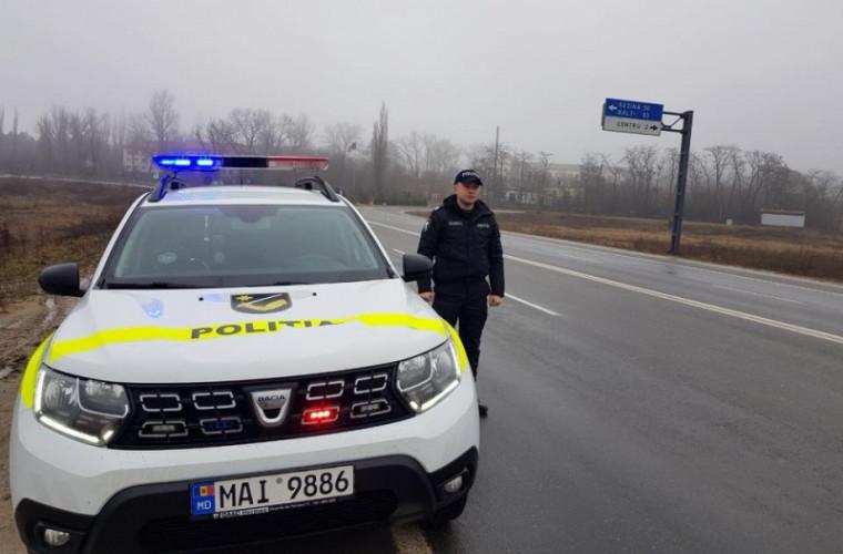 Peste 500 de șoferi au încălcat regulile de circulație în doar două zile