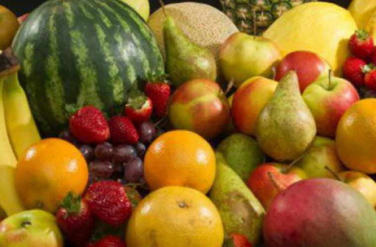 Fructele care conţin cel mai mult zahăr