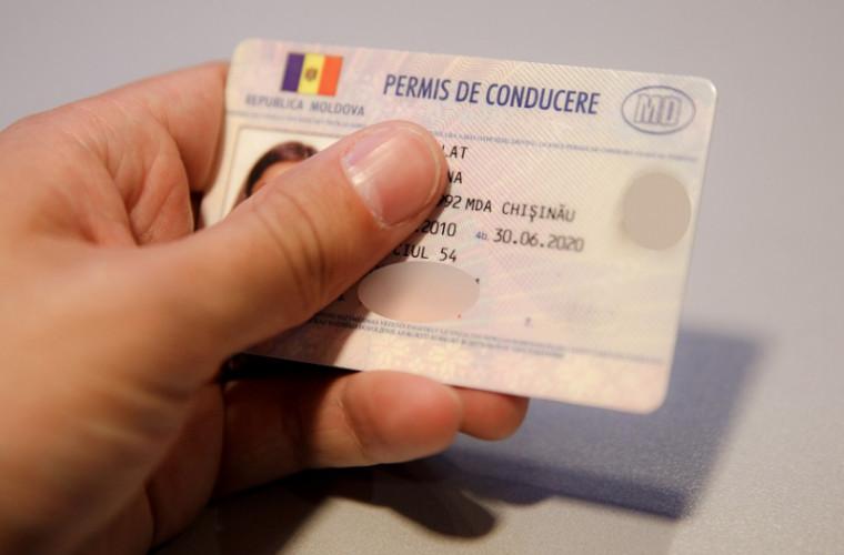 600 de euro pentru un permis de conducere