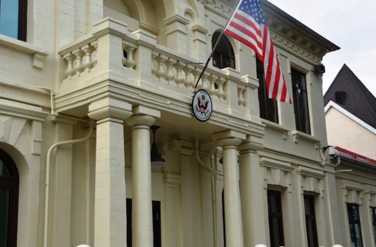 Ambasada SUA atenționează despre pericolul unor dezordini în masă după alegeri