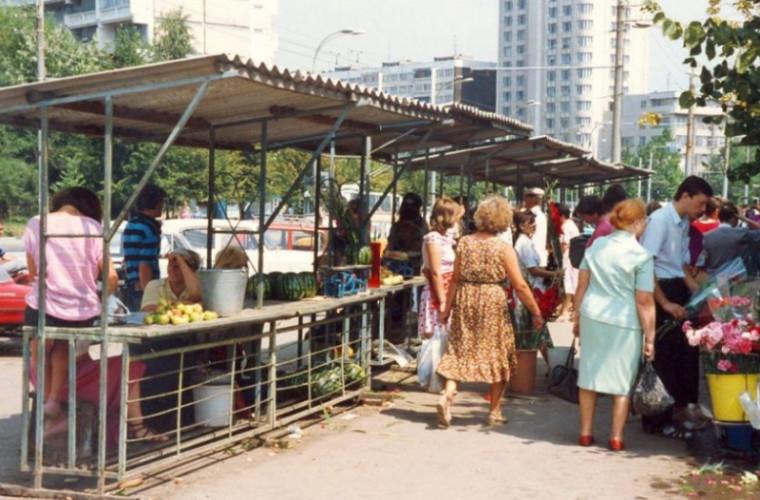 Cum arăta orașul Chișinău în anul 1993 (FOTO)