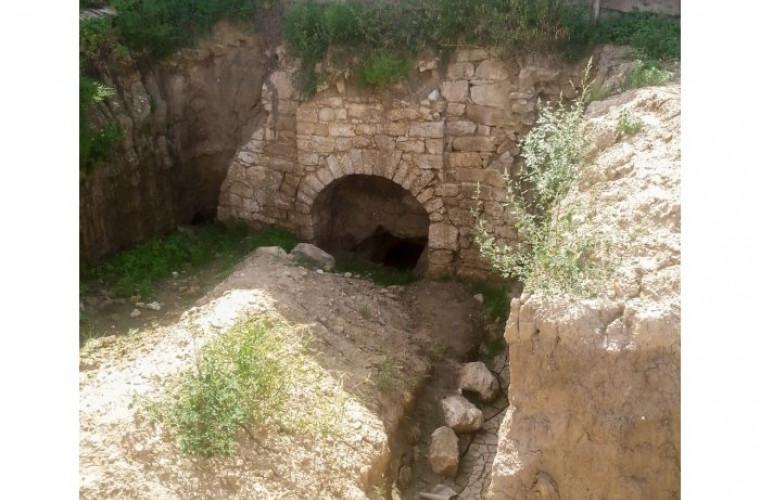 Construcţie subterană misterioasă, descoperită la Grigoriopol