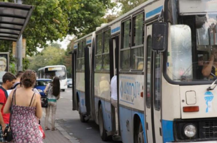 A fost modificat traseul rutei de autobuz nr.19