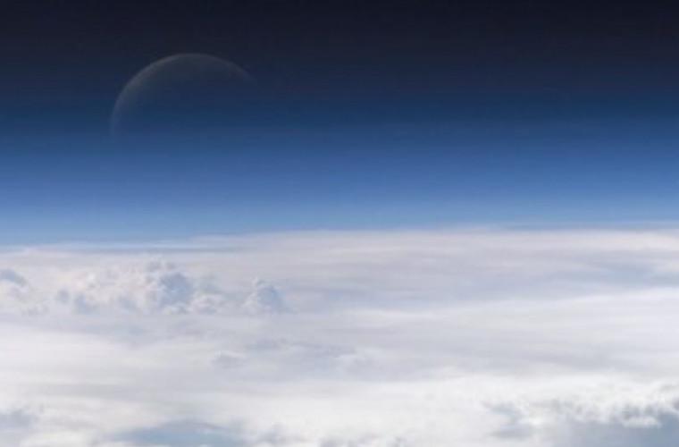 Astronauții au descoperit un lucru incredibil despre atmosfera Pămîntului