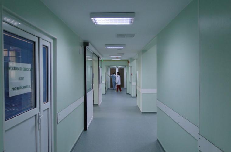 Germania a oferit ajutor unui spital din Edineț