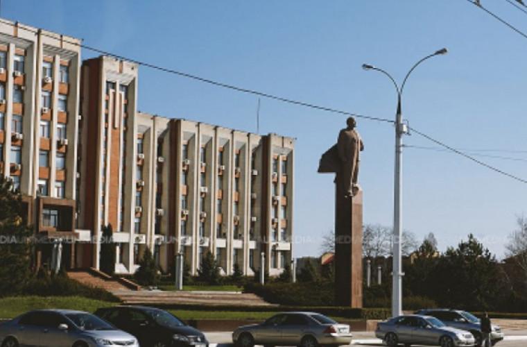 Sovietul suprem de la Tiraspol vrea să reducă numărul de deputaţi