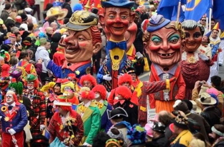 Carnavalul de la Koln, un spectacol plin de culoare