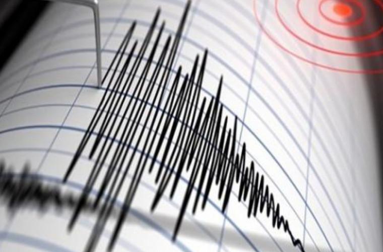 Cutremur, resimțit în Moldova, în această dimineață