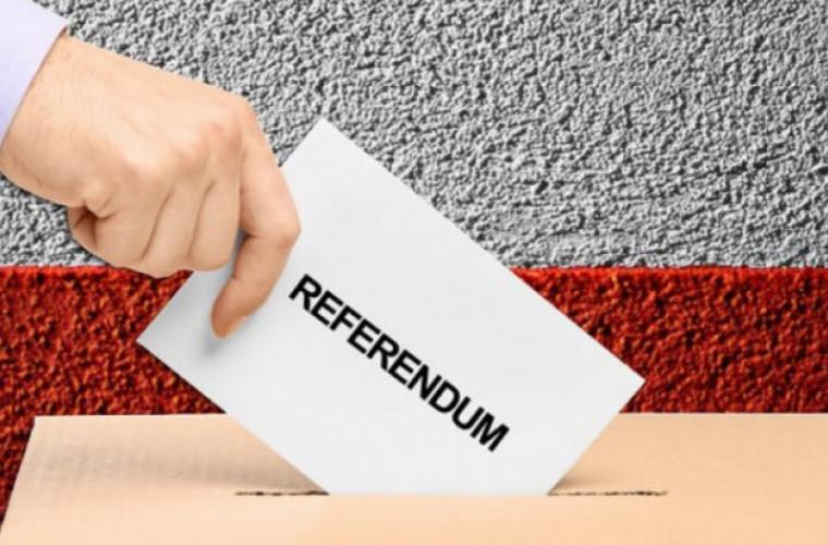 Referendumul republican consultativ, validat de CEC