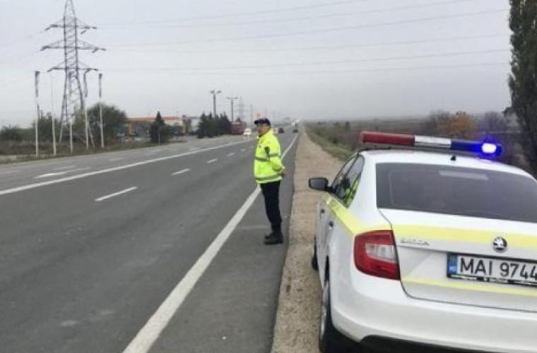 Atenţie, șoferi: Radarele au ieșit la vînat șoferi vitezomani