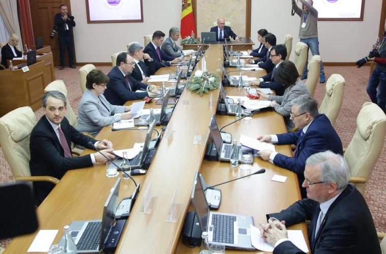 Правительство Молдовы отказалось участвовать в заседании СНГ