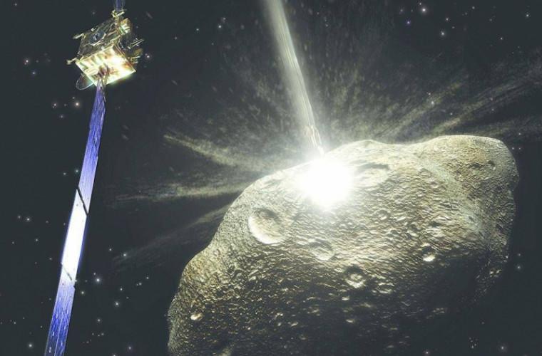 Asteroizii sînt mai greu de distrus decît credeau cercetătorii