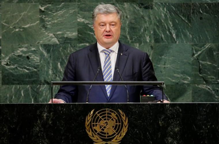 Poroșenko ar putea fugi în Moldova, în cazul unei înfrîngeri la alegeri
