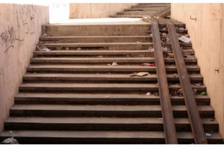 Mai multe treceri subterane din capitală vor fi reabilitate