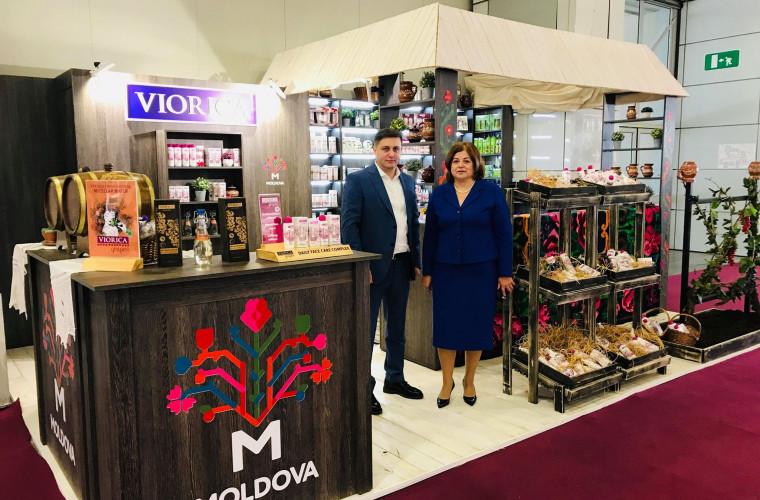 Produsele Viorica Cosmetic au ajuns în Italia (FOTO)
