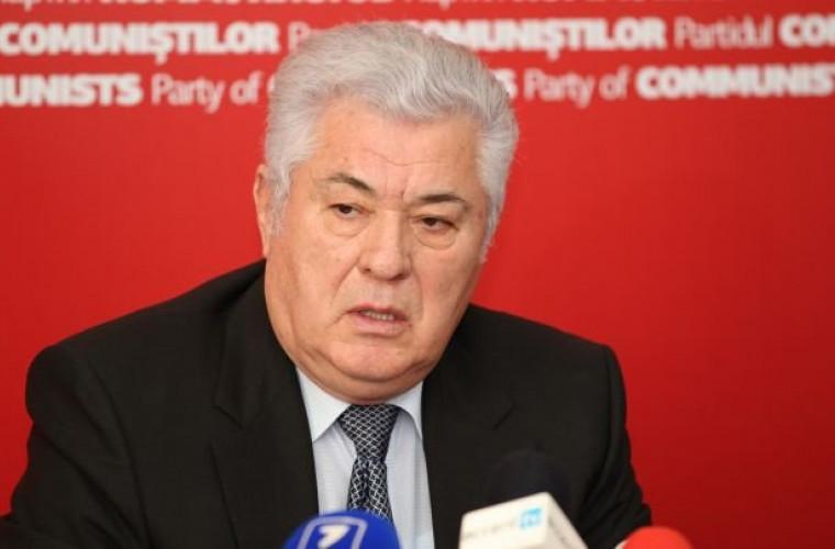 Коммунисты Молдовы требуют сменить руководство ПКРМ