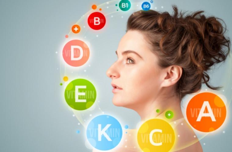 Vitamine pentru piele – păstrează-ți tinerețea