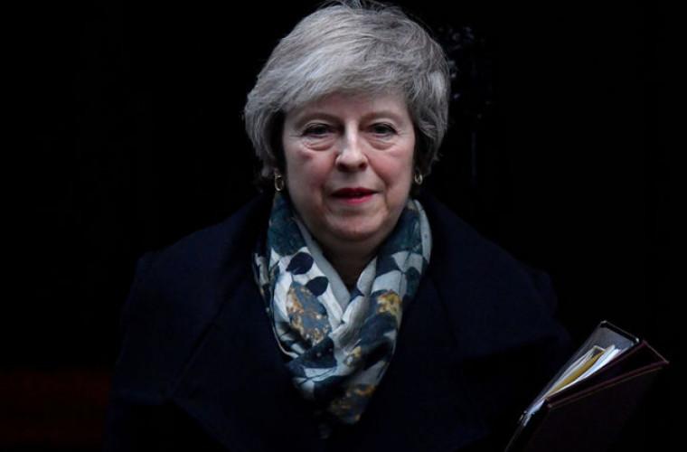 Theresa May a cerut o nouă amînare a Brexit-ului