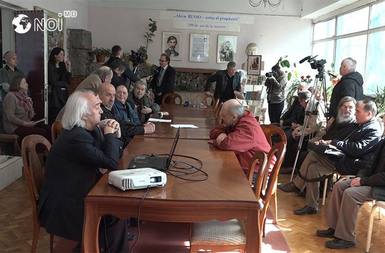 Scriitorul Ion Gheorghiţă, comemorat la Chișinău (VIDEO)