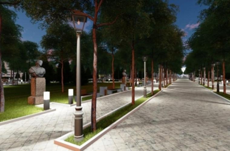 """Proiectul de modernizare a parcului """"Ştefan cel Mare"""" a avut loc cu încălcări majore"""