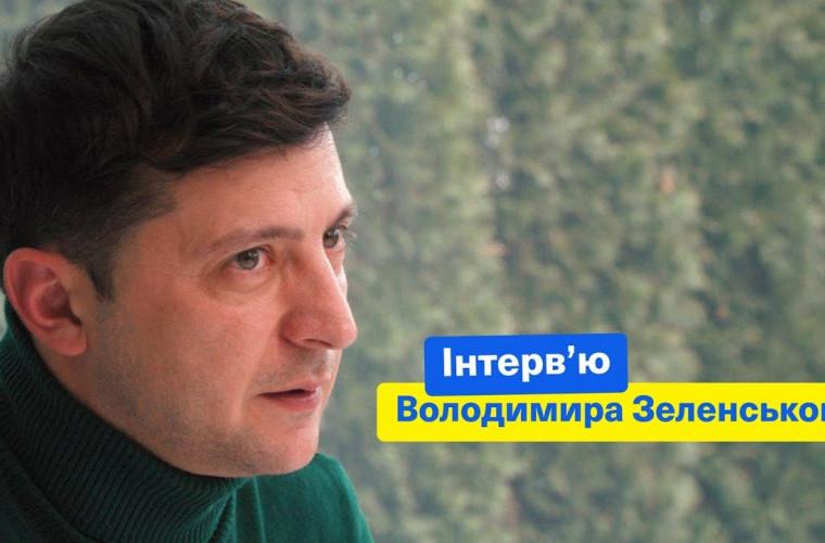 Zelenski a vorbit despre războiul din Donbass, limba rusă, oligarhi (VIDEO)