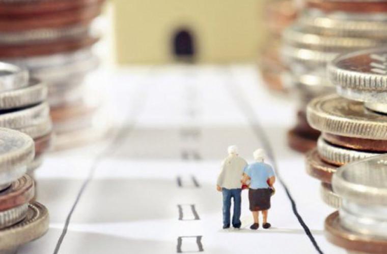 Unele pensii au crescut cu aproape 2500 de lei