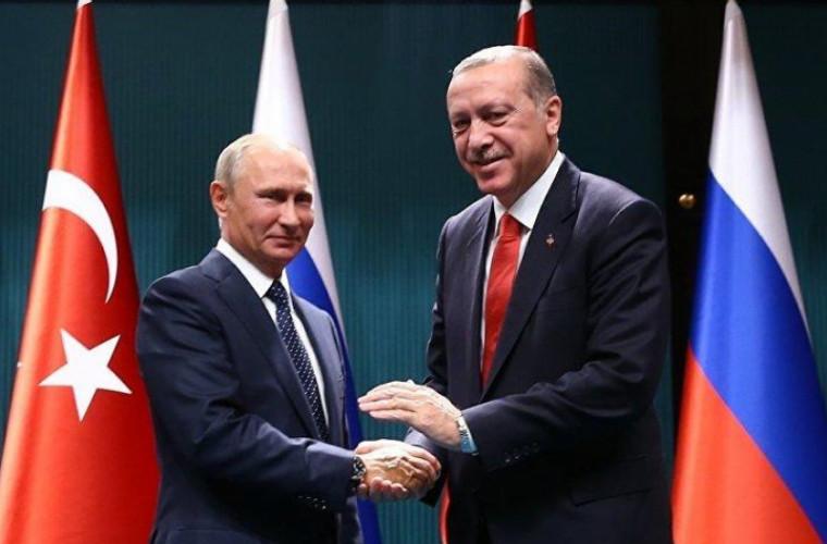 Cu ce s-au terminat întîlnirea dintre Putin și Erdogan