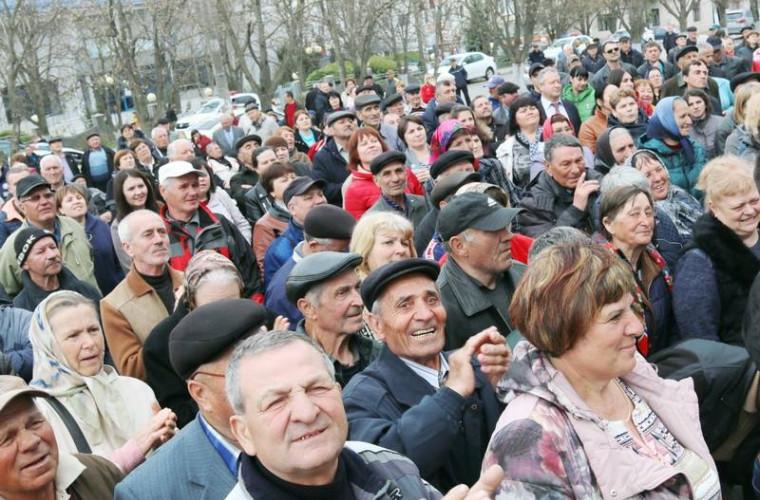 În Găgăuzia, cetățenii protestează împotriva încercărilor de a nu permite alegerea actualului bașcan