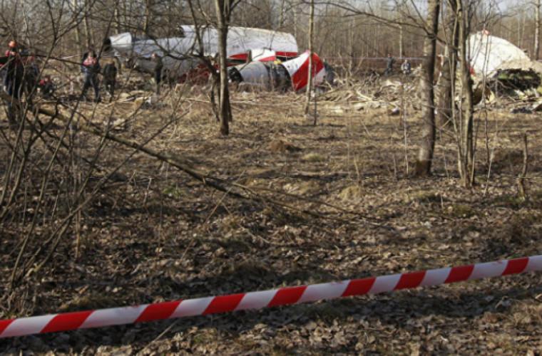 Nouă ani de la catastrofa aviatică în care au murit mai mulți lideri polonezi