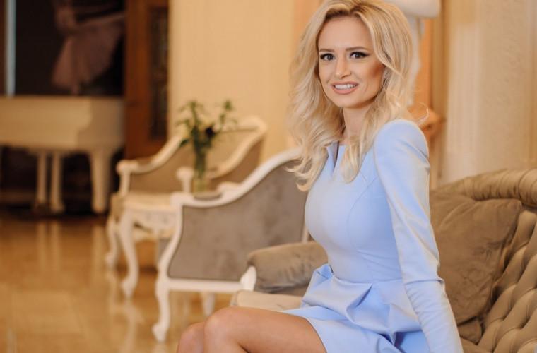 Anișoara Loghin, mireasă din nou. Ce rochie a ales să îmbrace (VIDEO)