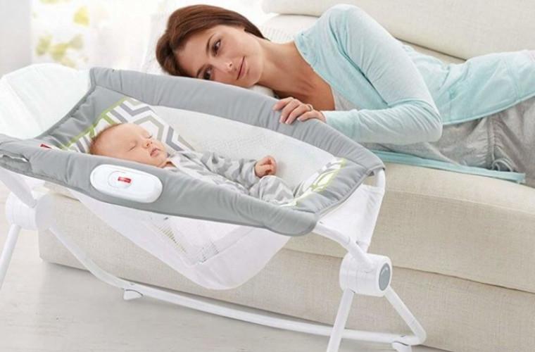O companie cunoscută retrage cinci milioane de leagăne pentru bebeluși