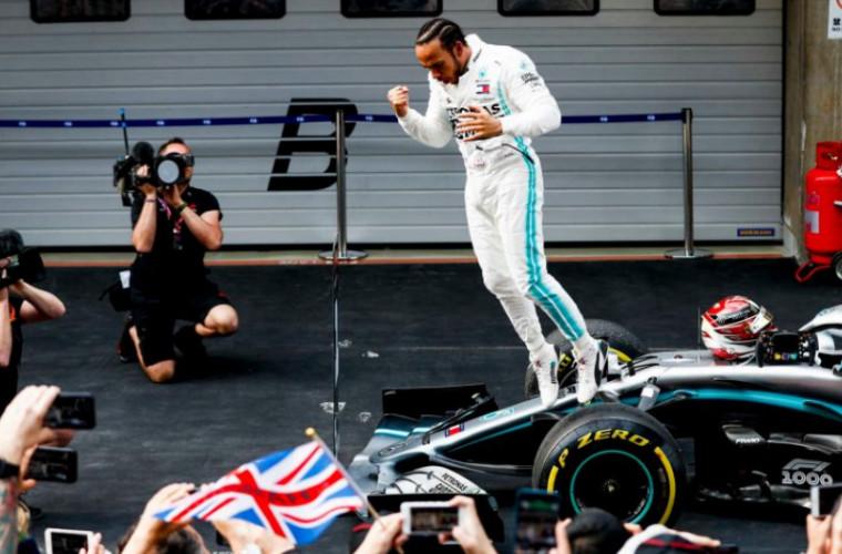 Formula 1: Lewis Hamilton, noul lider în clasamentul general