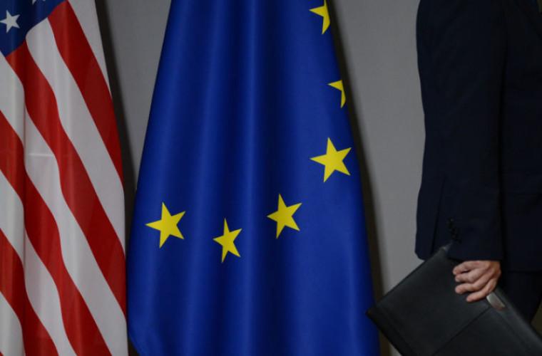 UE a aprobat negocierea unui acord comercial cu SUA