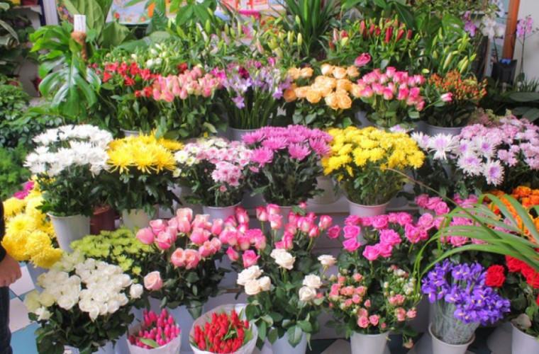 Amenzi de circa 500 mii de lei mai multor comercianți de flori