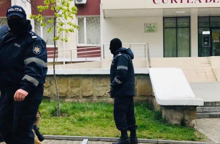 Zeci de ședințe de judecată au fost anulate din cauza alertei cu bombă