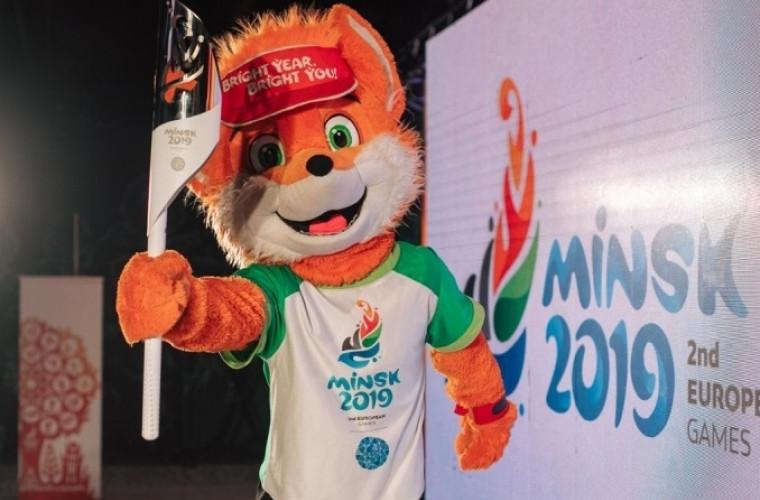 A fost prezentată Torţa Olimpică a Flăcării Păcii a JE Minsk 2019 (VIDEO)