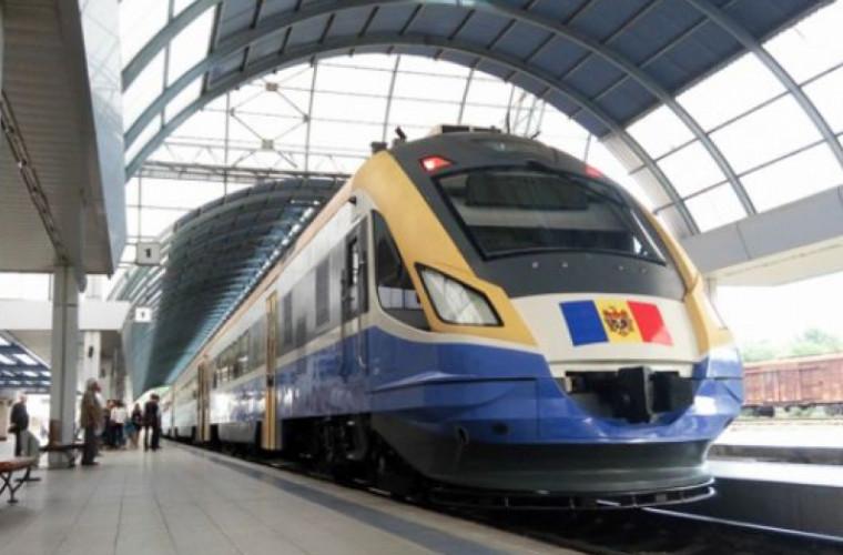 Mai multe vagoane la cursele de tren în perioada sărbătorilor de Paști