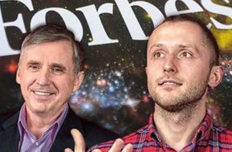 Fiul unui ex-premier al Republicii Moldova, în topul Forbes