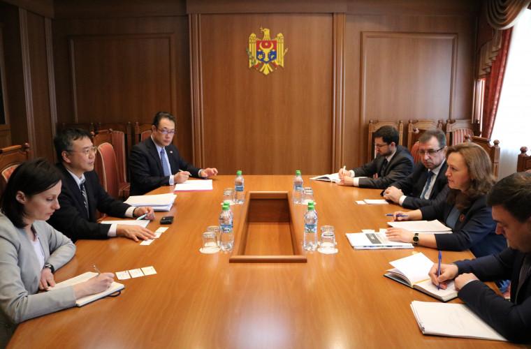 Japonia este pregătită să împlementeze o serie de proiecte noi în Moldova