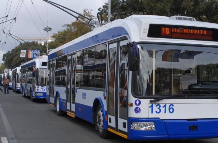 De Paști, transportul public din capitală va avea program prelungit