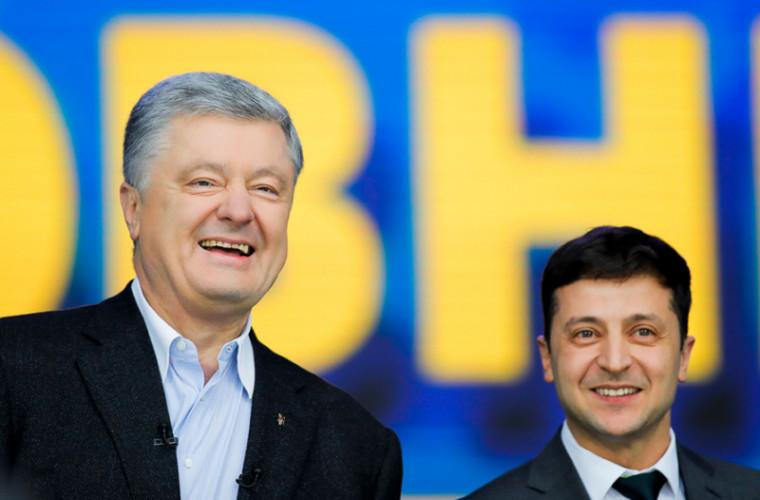 Pentru cine au votat cetățenii ucraineni din R. Moldova la alegerile din Ucraina