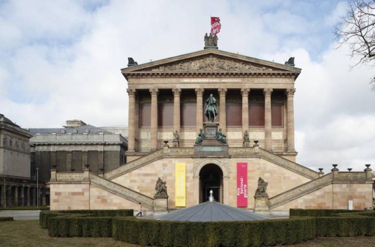 Muzeul unde vizitatorii pot intra în tablouri vestite