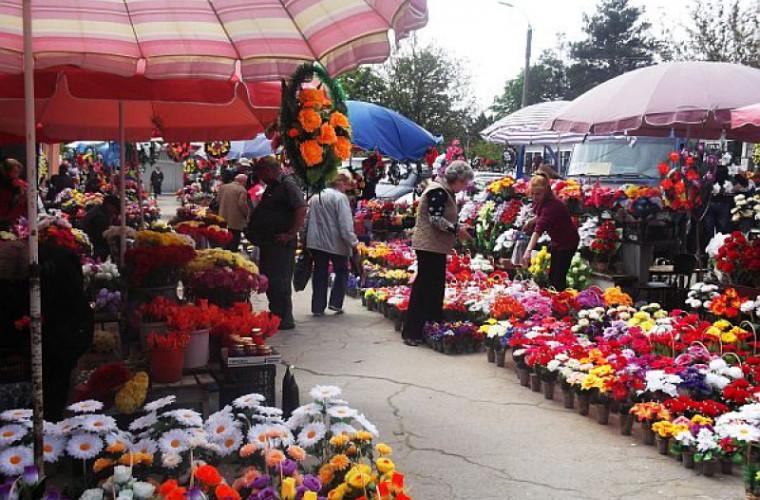 Anunțul important al Preturii Rîșcani pentru vînzătorii de flori