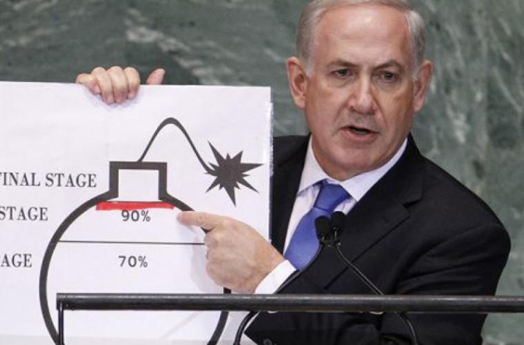 Netanyahu nu va lăsa Iranul să producă arme nucleare