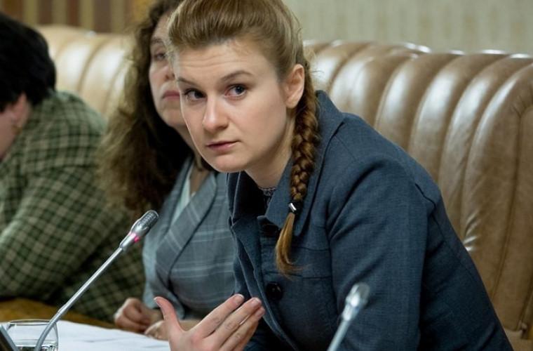 """""""Spioana"""" rusă va fi eliberată din arest în SUA"""