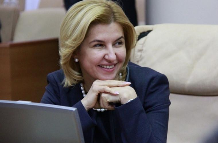 Vlah, înregistrată în calitate de candidat la funcția de bașcan