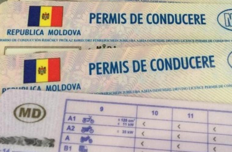 Adevărul despre preschimbarea permisului de conducere de tip vechi pe cel nou