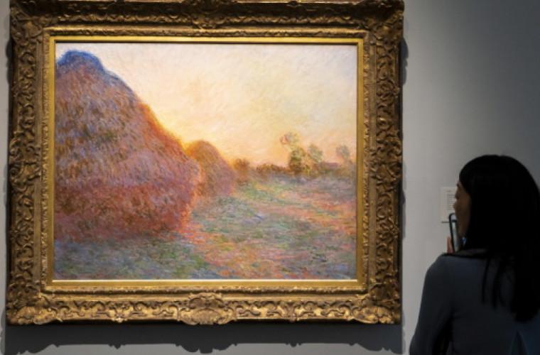 Peste 110 milioane de dolari pentru un tablou al renumitului Claude Monet