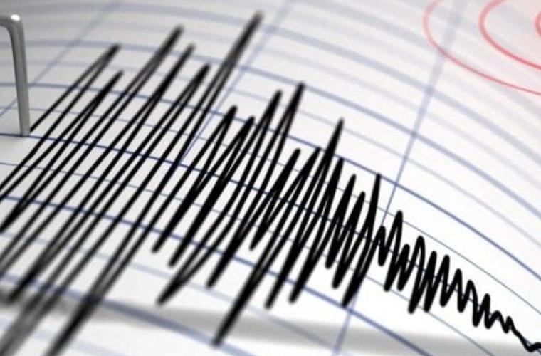 Cutremur de mare adîncime în apropiere de Republica Moldova