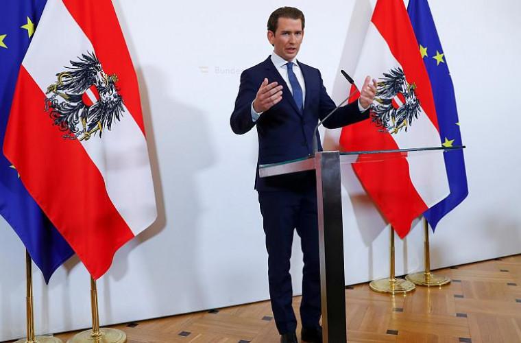 În Austria vor avea loc alegeri anticipate